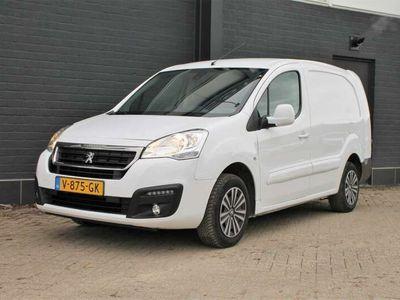 tweedehands Peugeot Partner 1.6 BlueHDi 100PK Automaat L2H1 - Airco - Cruise -