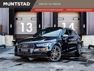 tweedehands Audi S3 S3 2.0 TFSIquattro Pro Line Plus | Pano.Dak | Adapt.cruise | B&O Sound System | Navigatie MMI+ |