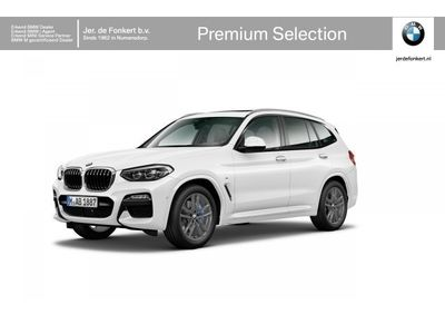 tweedehands BMW X3 xDrive30i | High exe | M-Sport | Standkachel | 4x