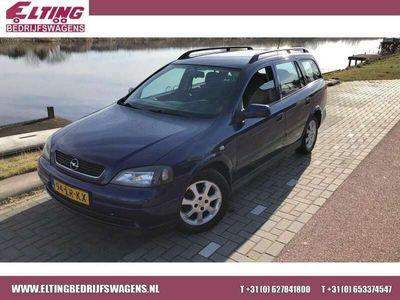tweedehands Opel Astra Wagon 1.6-16V Njoy Jumbo