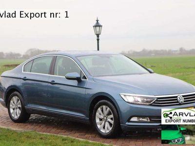tweedehands VW Passat 9599 **NETTO**SEDAN**LED** 1.6 TDI 120pk Business