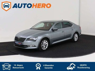 tweedehands Skoda Superb 2.0 TDI Style Business VW07124 | BTW Auto | Navi |