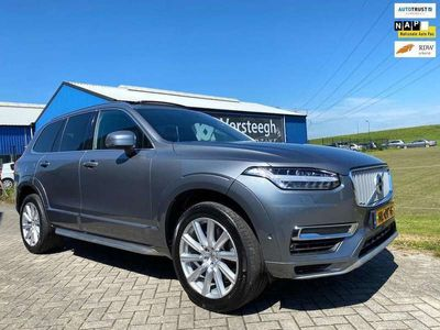 tweedehands Volvo XC90 2.0 T8 AWD 7P Inscription Luchtvering Panorama