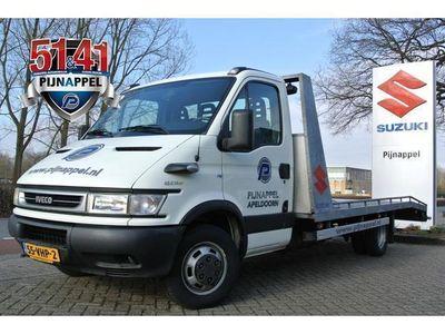 tweedehands Iveco Daily 3.0 40C Oprijwagen Tachograaf/Be