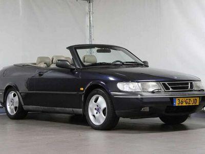 tweedehands Saab 900 Cabriolet 2.3 I SE / Leer / APK 07-2021 / Stoelverwar