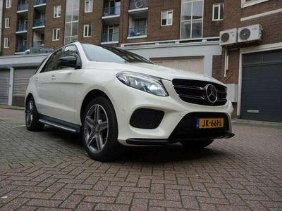 tweedehands Mercedes GLE350 350d DESIGNO AMG * 4MATIC AIRMATIC * PANORAMADAK L