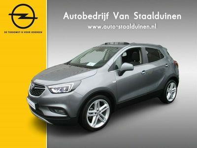 tweedehands Opel Mokka X 1.4 Turbo Innovation Leer  Navigatie  Schuif/Kanteldak  19 inch velgen  Full LED lampen  Automaat