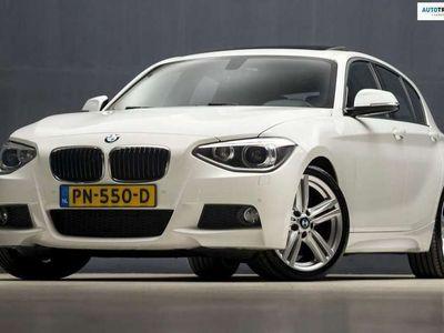tweedehands BMW 116 116 i M-Sport M-Pakket (SCHUIFDAK, NAVIGATIE, ALCAN