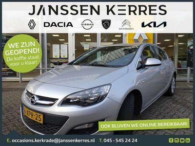 tweedehands Opel Astra 1.4 Turbo Blitz AIRCO / CRUISE CONTROL / LM VELGEN
