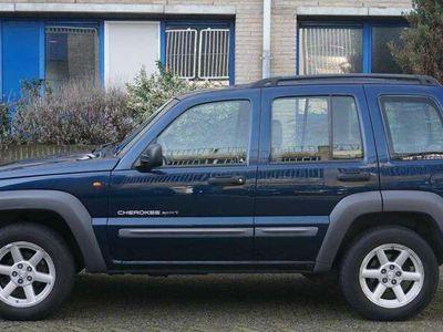 tweedehands Jeep Cherokee 3.7i V6 Sport-Plus * YOUNGTIMER *