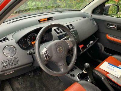 tweedehands Suzuki Swift 1.3 Exclusive (airco,lederen bekleding)