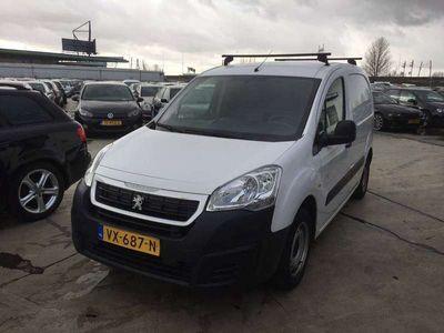 tweedehands Peugeot Partner 120 L1 Pro 1.6 BlueHDi 100