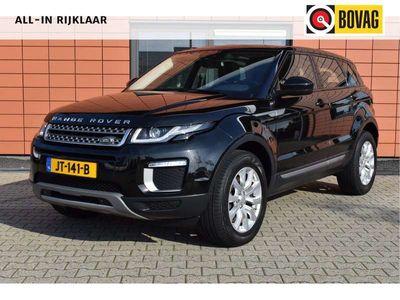 tweedehands Land Rover Range Rover evoque 2.0 TD4 4WD SE Panoramadak/Leder