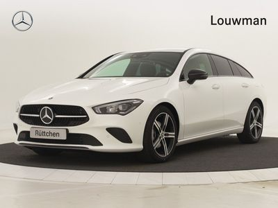 tweedehands Mercedes 200 CLA-Klasse Shooting BrakeBusiness Solution Progressive | Plus Pack | Nightpakket | Digitale radio | Smartphone integratie