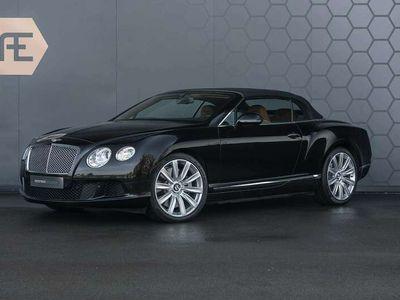 tweedehands Bentley Continental GT 6.0 W12 GTC Dealer onderhouden, Mulliner,