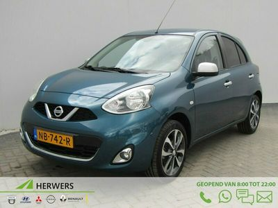 tweedehands Nissan Micra 1.2 Connect Edition AUTOMAAT | 1E EIG.