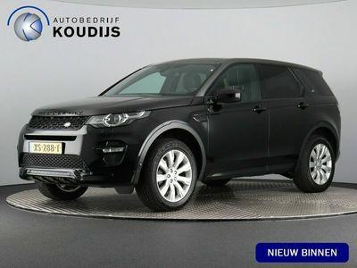 tweedehands Land Rover Discovery Sport 2.0 Si4 4WD HSE Luxury (Super compleet / Panodak / Leder / Trekhaak)