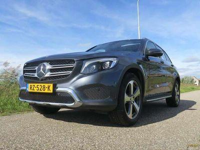tweedehands Mercedes GLC250 Brabus, 4Matic, Comand, Luchtvering, Keyless-Go...