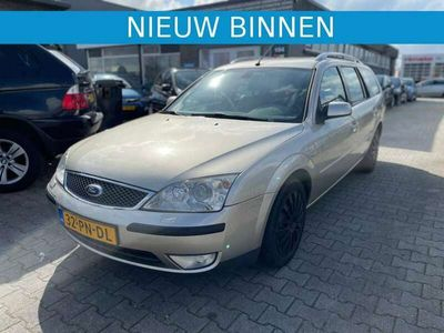 tweedehands Ford Mondeo Wagon 2.0 16V Trend