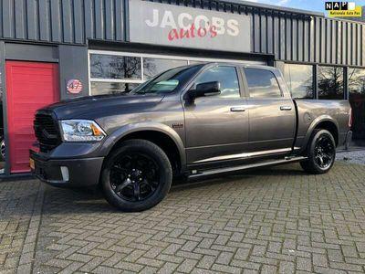 tweedehands Dodge Ram 5.7 V8 4x4 Crew Cab Laramie sport black editi