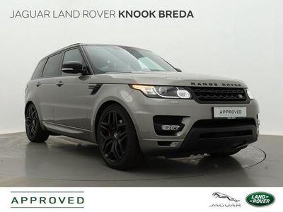 "tweedehands Land Rover Range Rover Sport SDV6 HSE Dynamic | 22"" | Stealth | Panorama"