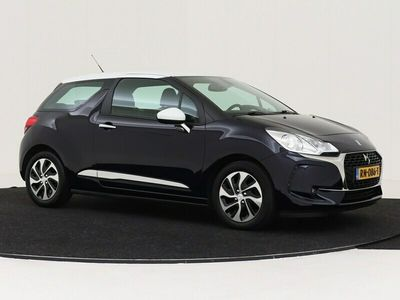 tweedehands DS Automobiles DS3 1.2 PureTech So Chic NAVIGATIE LM VELGEN CRUISE CO