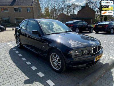 tweedehands BMW 320 3-serie Compact td Executive XENON/airco/CRUISE
