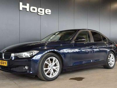 tweedehands BMW 316 316 d Executive Navigatie PDC Leder Rijklaarprijs I