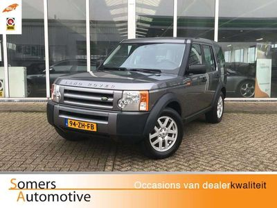 tweedehands Land Rover Discovery 2.7 TdV6 S automaat org ned