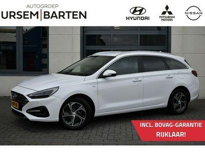 tweedehands Hyundai i30 Wagon 1.5 T-GDi MHEV Premium 160PK fabr.garantie 1-2026!!!
