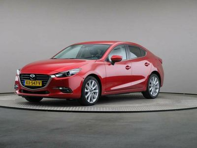 tweedehands Mazda 3 2.2 SkyActiv-D 150 GT-M, LED, € 14.900
