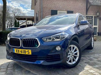 tweedehands BMW X2 sDrive18i Executive ecc,lmv,navi,pdc,led