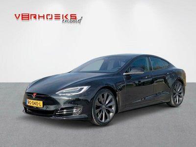 tweedehands Tesla Model S 75D (57450,- incl. btw) Full Options!!