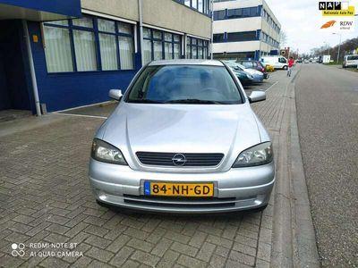 tweedehands Opel Astra 1.6 Njoy((( 8- kleppen))) airco.