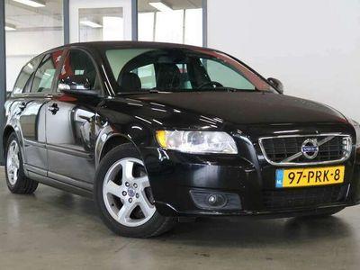 tweedehands Volvo V50 1.6 D2 S/S Sport Nederlandse auto 273335 NAP met x