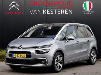 tweedehands Citroën C4 SpaceTourer GrandShine 130 PureTech | Airco | Navigatie | Cruise Co