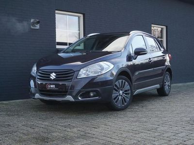 tweedehands Suzuki SX4 S-Cross 1.6 Executive Navigatie-Camera-Keyless Go!