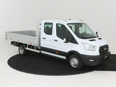 tweedehands Ford Transit 350 2.0 TDCI 130PK FWD L2H2 Trend Nr. 503093 AUTOMAAT AIRCO NAVIGATIE CAMERA CRUISE CONTROL 3500KG GVW