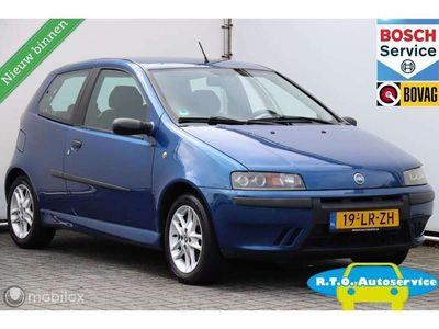 tweedehands Fiat Punto 1.2-16V Emotion INRUILKOOPJE!!