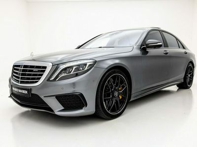 tweedehands Mercedes S63 AMG AMG 4Matic Lang Geïnteresseerd?
