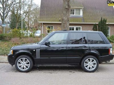 tweedehands Land Rover Range Rover 3.6 TDV8 Vogue schuifdak/stoel-airco/navi