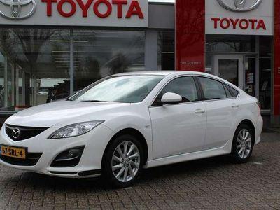 tweedehands Mazda 6 2.0 AUTOMAAT TREKHAAK NAVI STOELVERW.