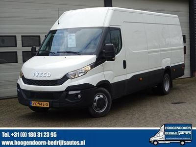 tweedehands Iveco Daily 35 C 170 pk 3.0 Maxi Hi-Matic - L4H2 - Dubbel Luch