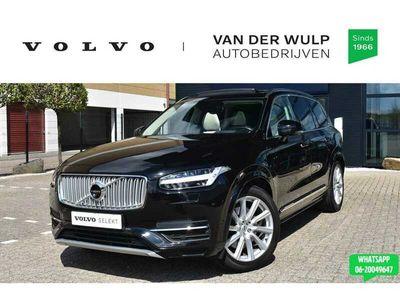 tweedehands Volvo XC90 T8 [incl.BTW] Plug-in Hybrid 400pk Inscription | L