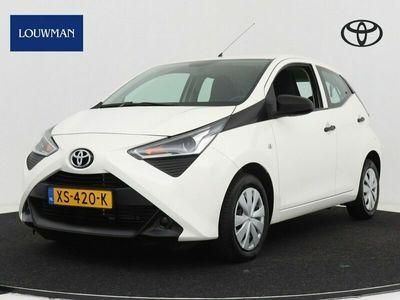 tweedehands Toyota Aygo 1.0 VVT-i x-fun Elektrische ramen voor | Airco | bluetooth systeem |