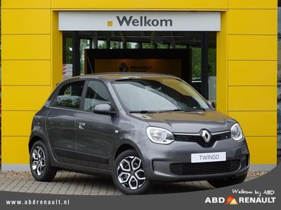 tweedehands Renault Twingo Phase 2 SCe 75pk Collection PRIVATE LEASE PRIJS