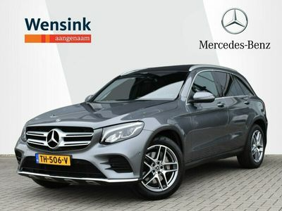 tweedehands Mercedes 250 GLC-KLASSE4MATIC AMG I Panorama-schuifdak I Trekhaak wegklapbaar