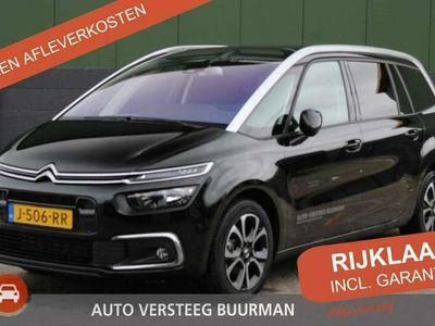 tweedehands Citroën C4 SpaceTourer Grand1.2 PureTech Business Navigatie, Cruise Control, 7