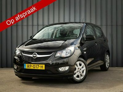tweedehands Opel Karl 1.0 ecoFLEX Edition, Automaat, Airco, Parkeer-Sens