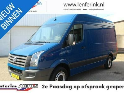 tweedehands VW Crafter 2.0 TDI 136 pk L2H2 airco cruise camera